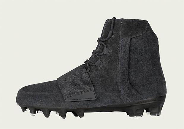cheap for discount 02e03 12dfa adidas YEEZY 750 NFL Cleats   SneakerNews.com
