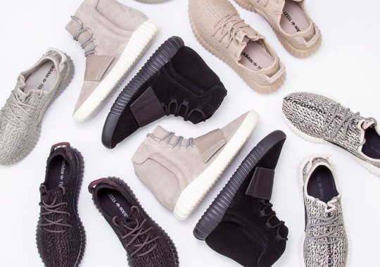 The Complete Guide To Yeezy Shoes By Kanye West