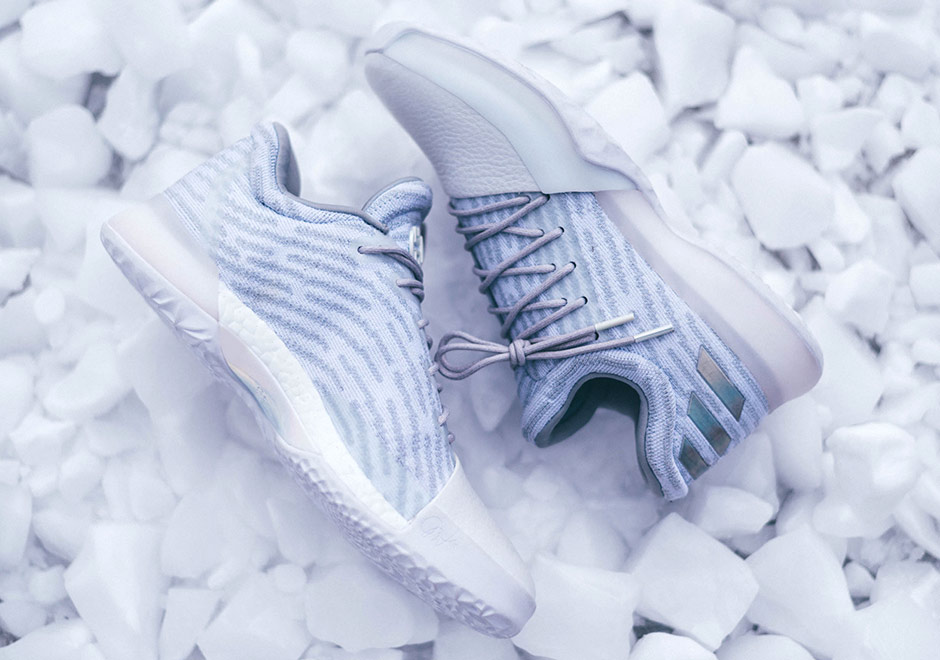 2b30b4f88bd ... free shipping adidas harden vol. 1 christmas 13 below zero sneakernews  9bbdd b7e2a