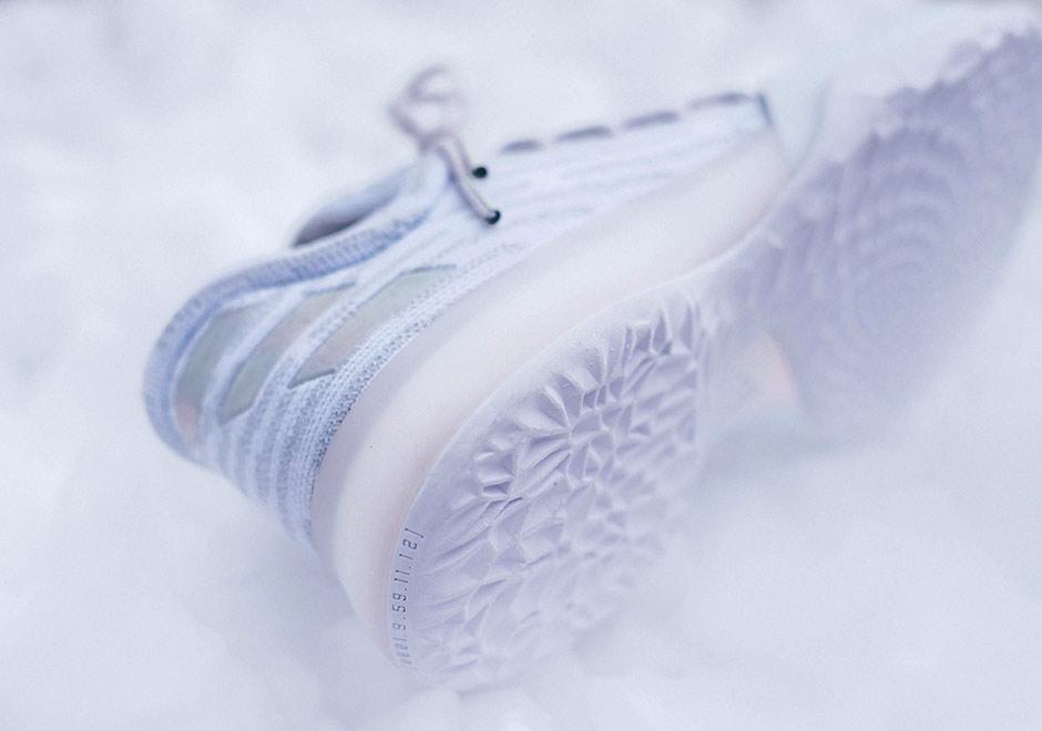 finest selection e57cd 6b16b adidas Harden Vol. 1 Christmas 13 Below Zero   SneakerNews.com