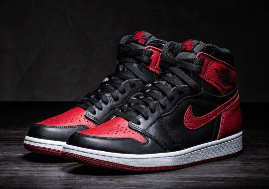 "Air Jordan 1 ""Banned"" Being Restocked Through A Raffle On HBX"