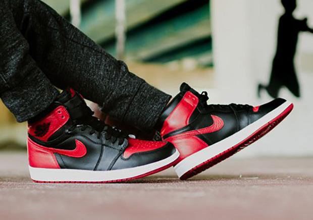 Air Jordan 1 Banned Nike NYC Restock Info