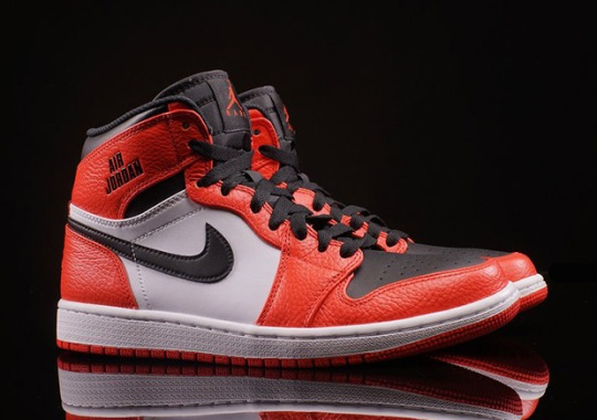 "29603a1f93f9 Air Jordan 1 ""Rare Air"" In Max Orange Is Now Available"