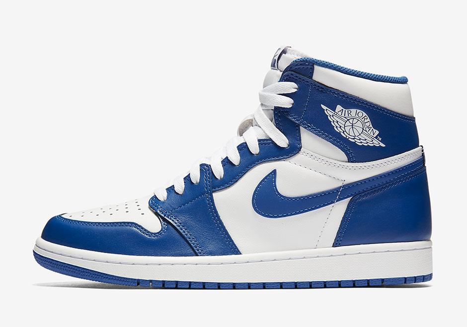 air jordan 1 bleu blanc