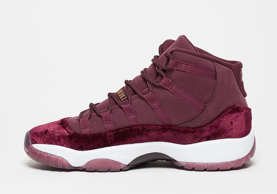 "Where To Buy The Air Jordan 11 ""Heiress"" e2fb722d5"