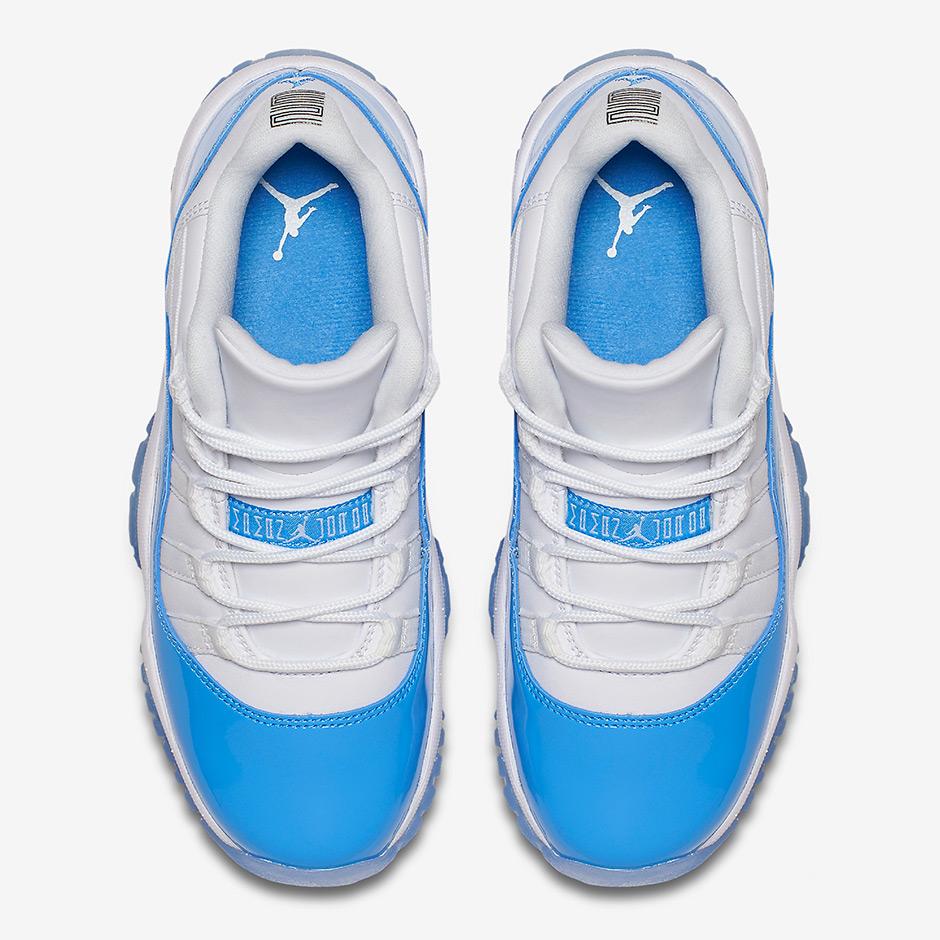 Air Jordan 11 Low Unc 2017 Release Info Sneakernews Com