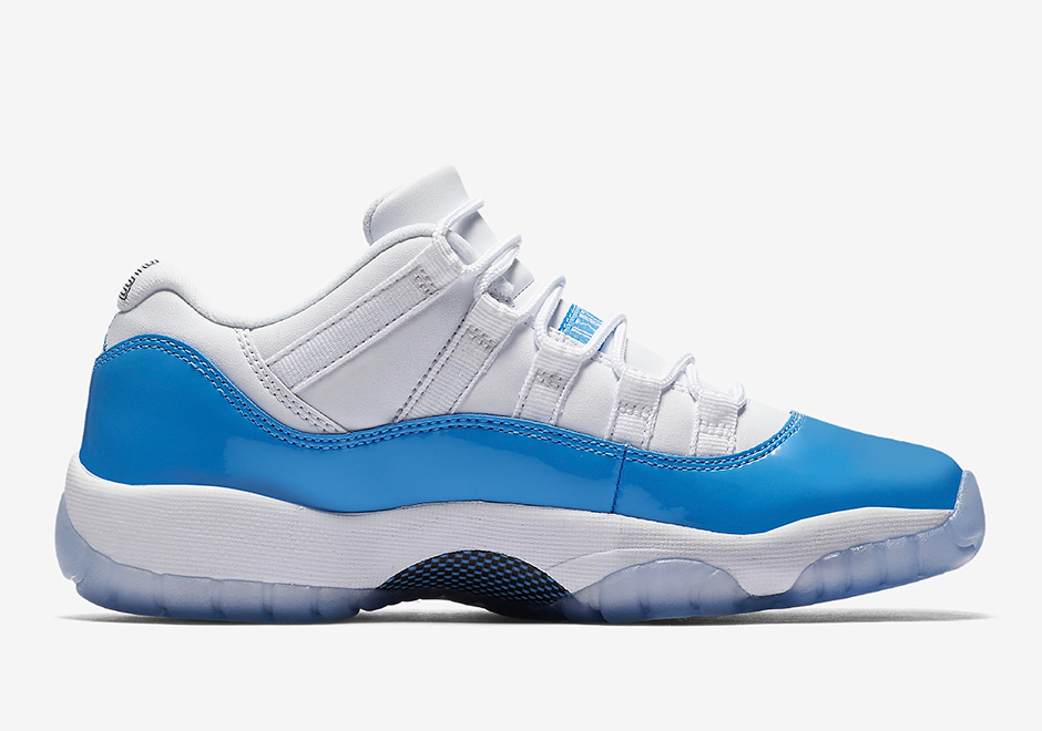 brand new 9ab11 2c828 Air Jordan 11 Low UNC 2017 Release Info | SneakerNews.com