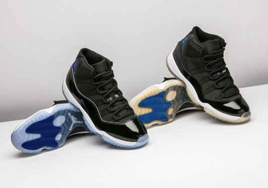 Comparing The Space Jam 11 Releases From 2009 And 2016