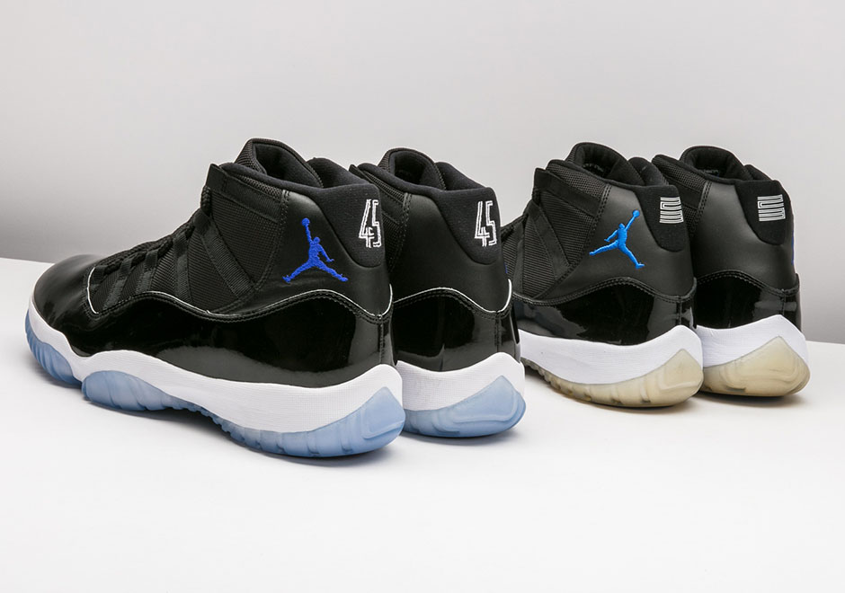 air jordan 11 retro space jam 2009 release