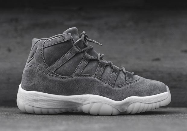 quality design bc9e5 45dfc Jordan 11 Suede December 2016 Release Date | SneakerNews.com