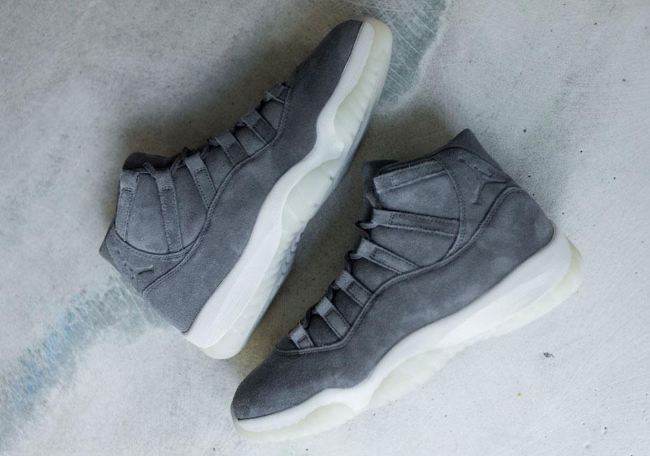 "4f687eab753aa5 Where To Buy The Air Jordan 11 ""Suede"". December 16"