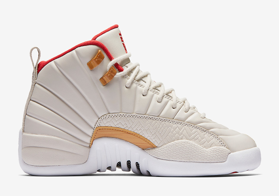 93304a58f85a Air Jordan 12 Chinese New Year 2017 Release Date