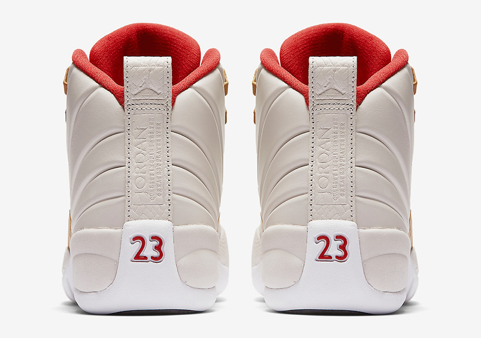 innovative design d6522 b93c5 Air Jordan 12 Chinese New Year 2017 Release Date   SneakerNews.com