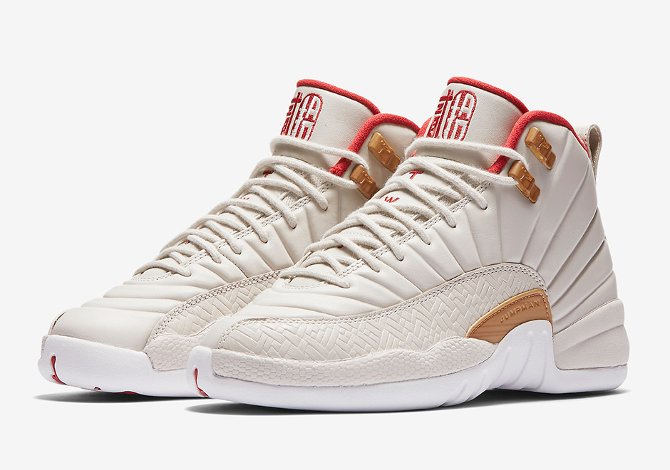 size 40 d0439 2d9c4 Air Jordan 12 Chinese New Year Releasing Exclusively For Girls