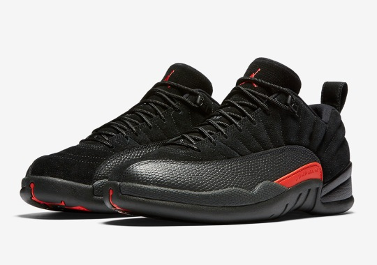 "Air Jordan 12 Low ""Max Orange"" Releases On January 14th"