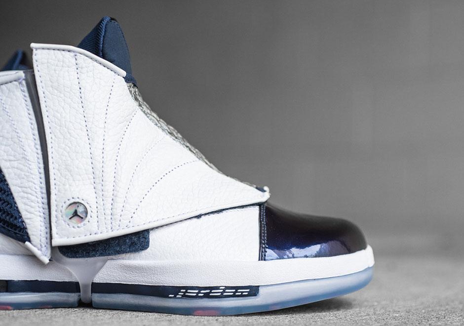 59bdbcec468 Air Jordan 16 Midnight Navy Where To Buy | SneakerNews.com