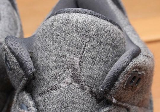 "A Detailed Look At The Air Jordan 3 ""Wool"""
