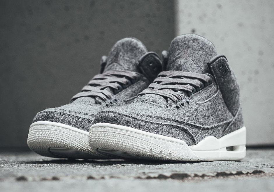 Air Jordan 3 Wool - Where To Buy Online  f32d22aca