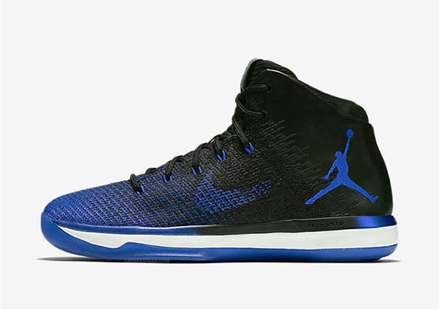 Jordan xxx1 31 royal 845037 006 2017 release date sneakernews jordan brand was fairly straightforward with the inspiration behind the air jordan 31 michael jordans first signature silhouette served as the blueprint malvernweather Gallery