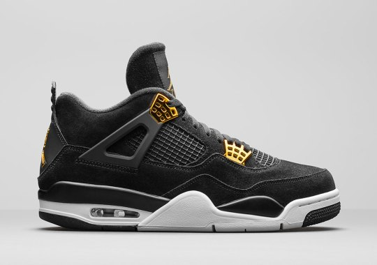"""The Air Jordan 4 """"Royalty"""" Releases On February 4th"""