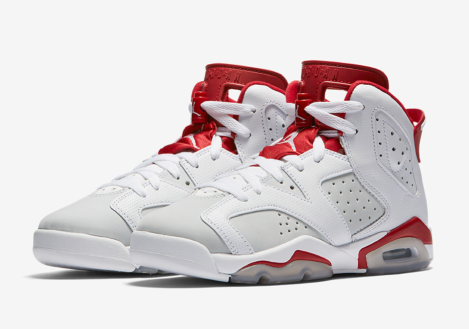 Air Jordan 6 Alternate GS Sizes Release Date Info  SneakerNe