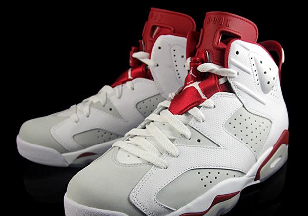 buy online 50abb 03b9c Air Jordan 6 Alternate Release Date 384664-113   SneakerNews.com