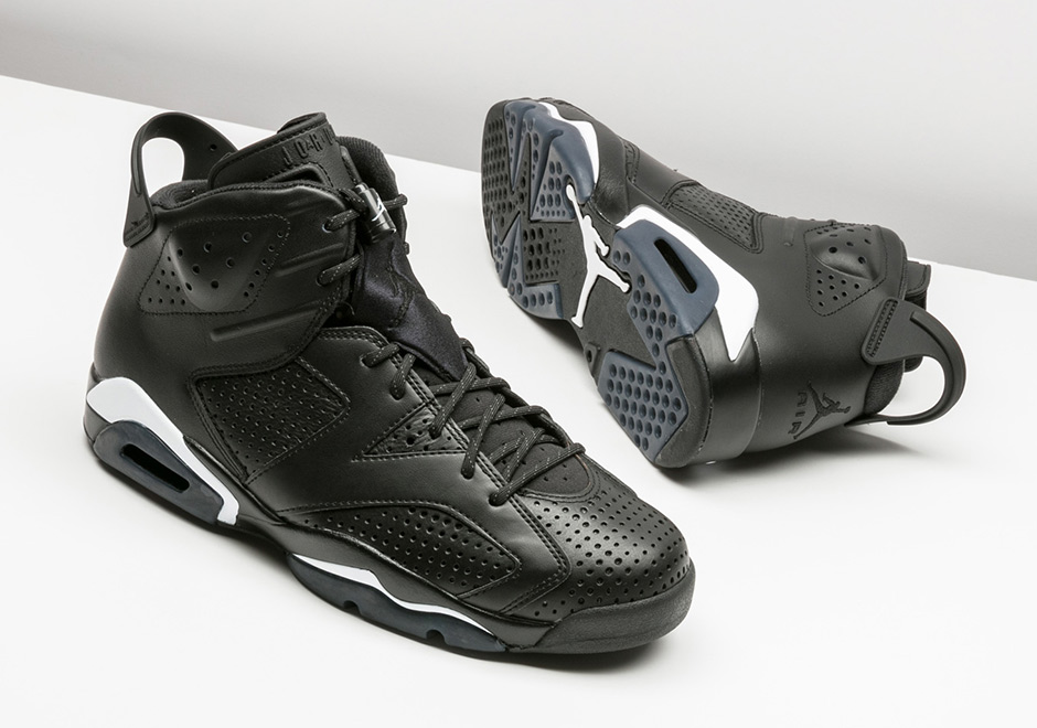 separation shoes dc6fb dfef3 italy where to buy air jordan 6 black cat sneakernews d0cc6 9601d