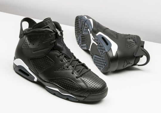 """Complete Guide To The Air Jordan 6 """"Black Cat"""" Release"""