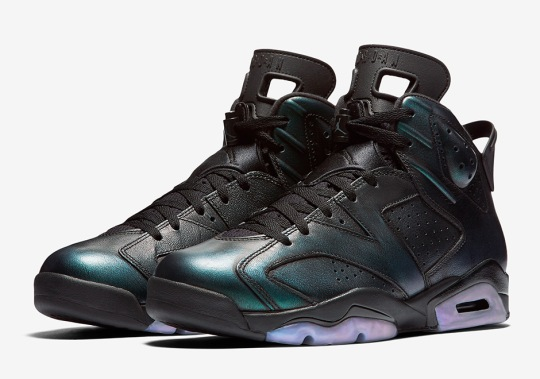 "Air Jordan 6 Retro ""All-Star"" Releases On February 16th"