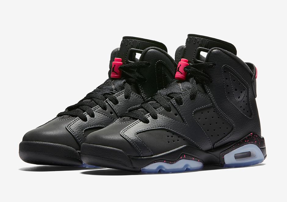 6c0d07d93452 Air Jordan 6 Hyper Pink Release Date 543390-008