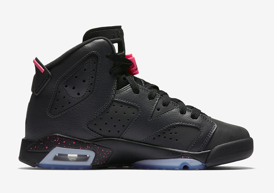 "a26e43c99fe ... Air Jordan 6 GS ""Hyper Pink"" ."