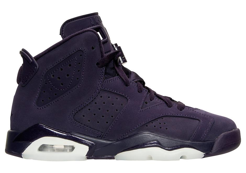 893bcfa6ef4 Air Jordan 6 Purple 543390-509 2016 Release Date   SneakerNews.com