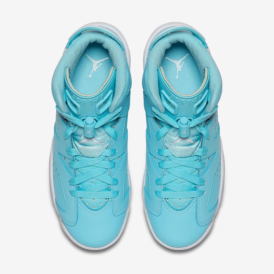 "new styles b1537 580f7 Air Jordan 6 GS ""Still Blue"""