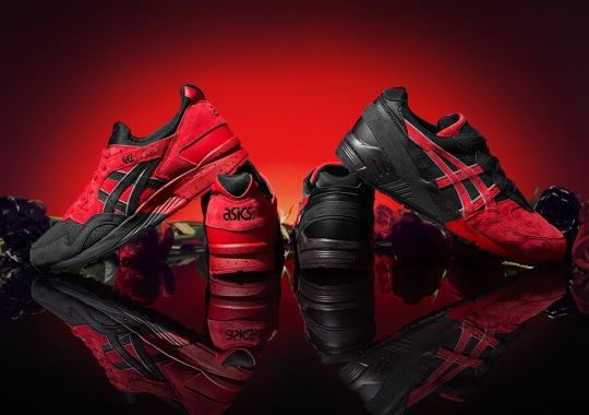 "ASICS Tiger ""Bulls Of Pamplona"" Pack Inspired By the Legendary Running Of The Bulls"