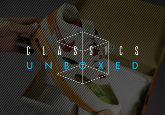 Classics Unboxed: See-Through Toeboxes With CLOT's Crazy Nike Air Max 1