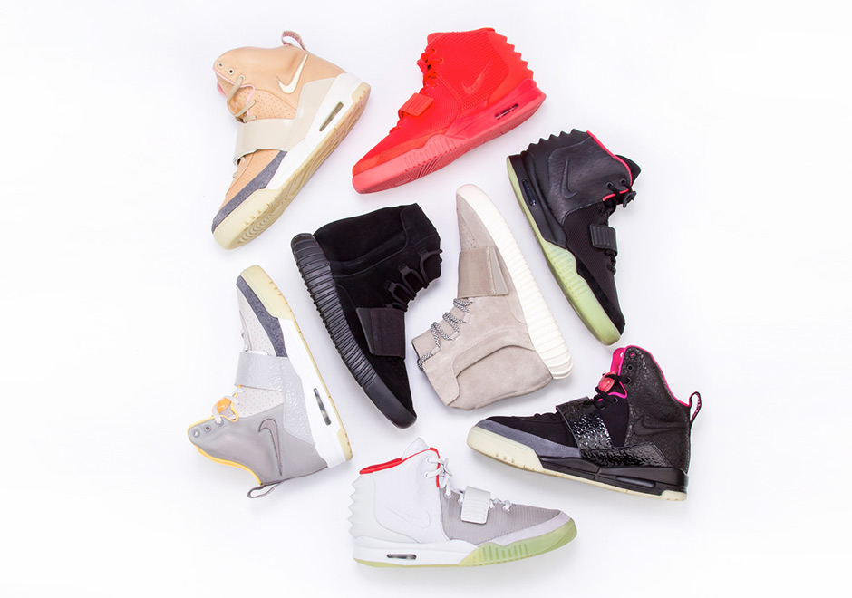 b354307f1cf53 The Complete Guide To Yeezy Shoes By Kanye West