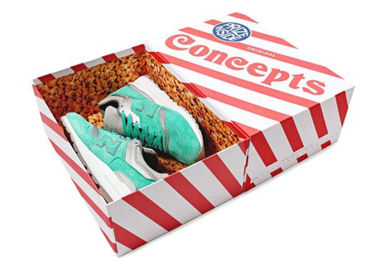 Concepts Just Restocked A Bunch Of Past Collaborations