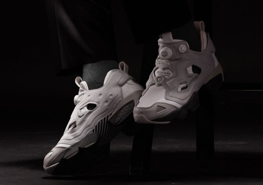 Concepts' Chanel-Referencing Reebok Instapump Fury Collaboration Drops Tomorrow