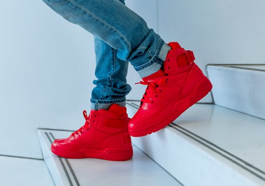 """Ewing Athletics Unveils Their December 2016 Releases, Including The """"Red Croc"""" 33 HI"""