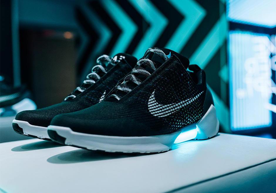 Nike HyperAdapt Self-Lacing Shoe