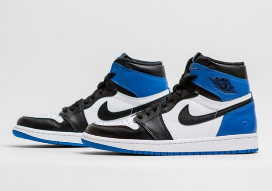 Did The fragment x Air Jordan 1 Sell At Marshall's For $60?