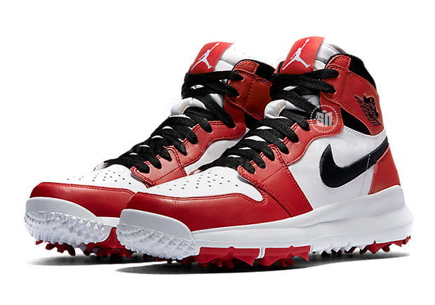Air Jordan 1 Golf Shoe Release Info