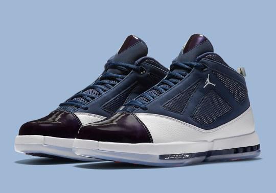 "The Air Jordan 16 ""Navy"" Returns Next Thursday"