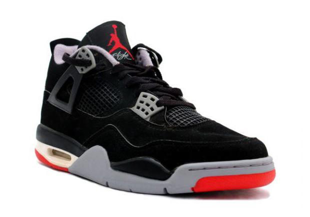 8c7117d81eabcc Air Jordan 4 Black Red Nike Air 2017 Release Info