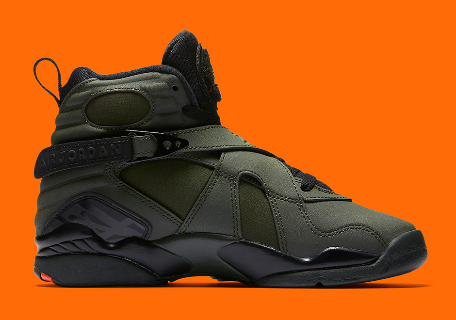 new style a4047 969ba Air Jordan 8 Sequoia/Undefeated 2017 Release Date ...