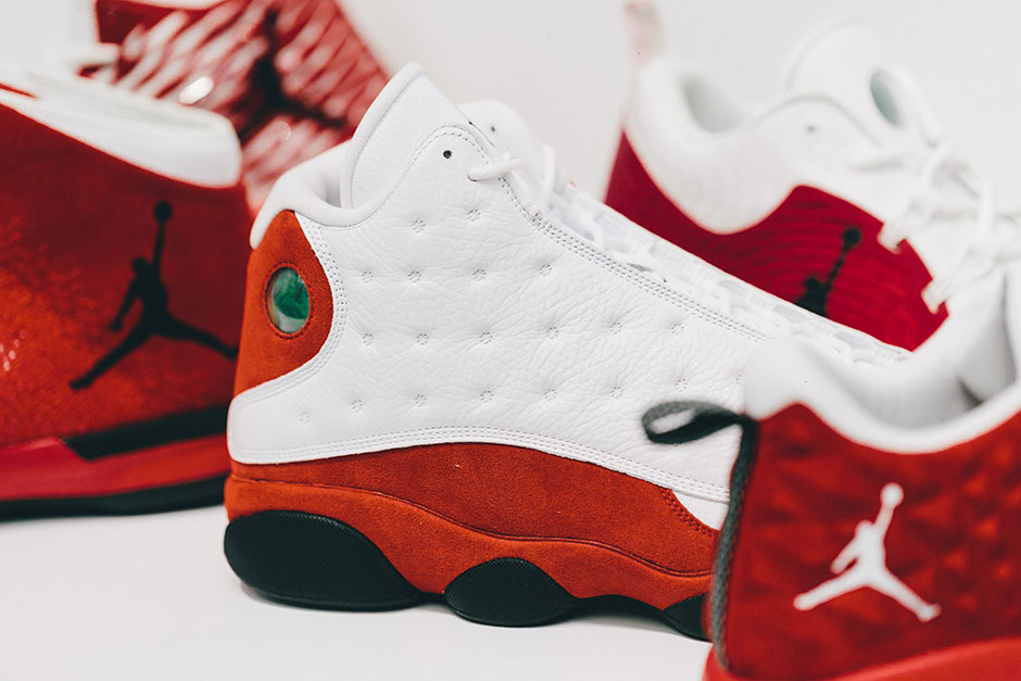 Jordan Brand s Christmas Collection Inspired By The Air Jordan 13 OG 165aa5b9c