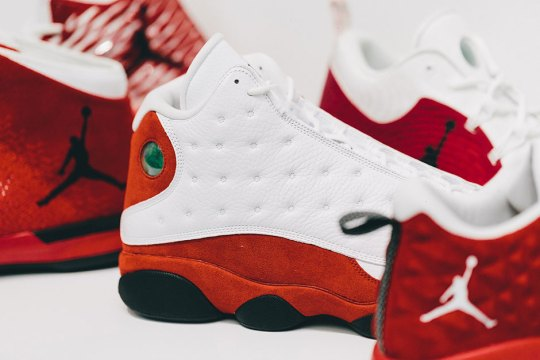 Jordan Brand's Christmas Collection Inspired By The Air Jordan 13 OG