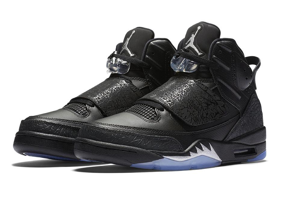 "Jordan Son of Mars ""Black Cat"". Color  Black Metallic Silver-Anthracite  Style Code  512245-010. Release Date  ... c83c2a641"