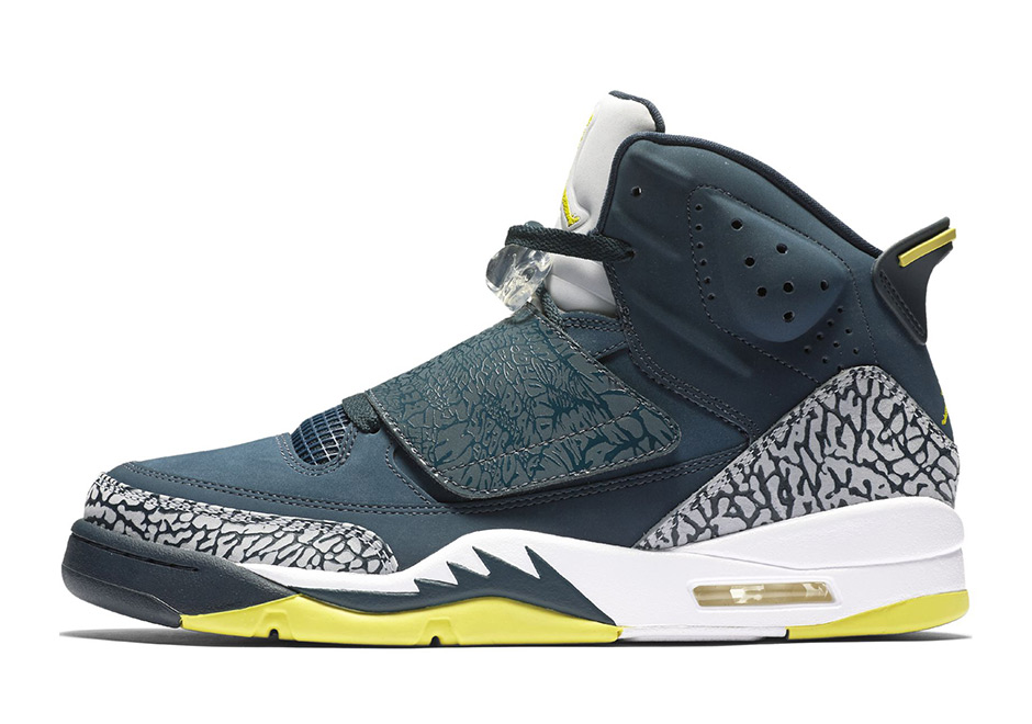 purchase cheap 58654 2f9be Jordan Son of Mars Pacers Colorway   Sneakernews.com