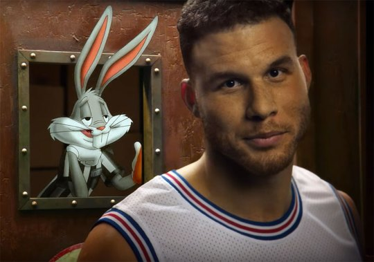 Jordan Released A Short Version Of Space Jam 2 With Blake Griffin And Jimmy Butler